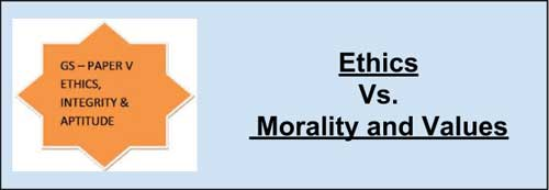 Essay On Ethics and Moral Values