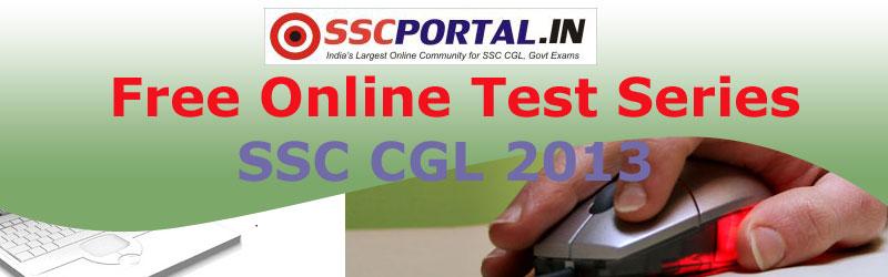 SSCPORTAL IN Free SSC CGL Test Series (Batch-1) | 24x7 COACHING