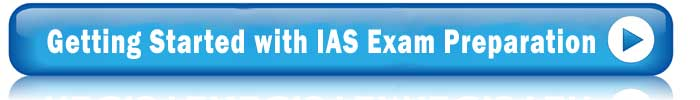 getting started ias exam