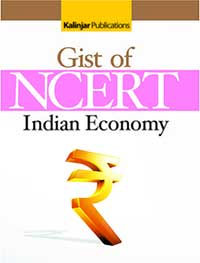 Gist of NCERT Textbook of Indian Economy
