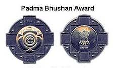 Padma Bhushan